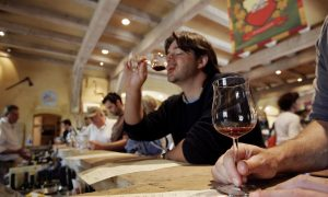 Elevated Radioactive Particles Found in Some California Red Wines After Fukushima Meltdown