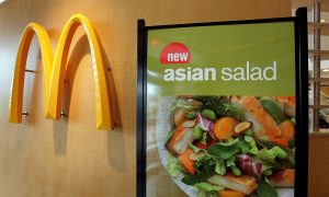 McDonald's Salads Have Infected 507 Customers to Date
