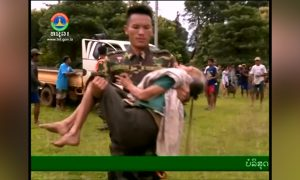 Laos Continues to Evacuate Thousands of Flood Victims to Safety