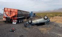 Video Footage Released of Deadly Semi-Truck Crash in Nevada That Killed 2