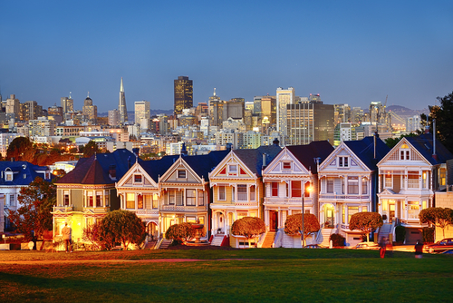 Among large communities, the San Francisco-Redwood City-South San Francisco, Calif. area was named the most vibrant arts community in America. (Shutterstock)