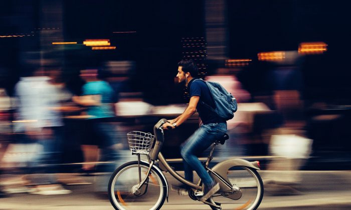 New research challenges fears that riding a bicycle poses specific health risks for men.