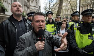 Anti-Islamic Campaigner Tommy Robinson Released From Prison