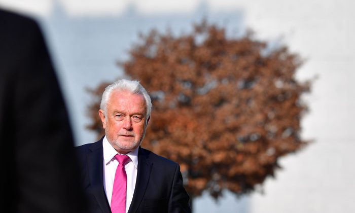 Wolfgang Kubicki, pictured here in a file photo, is calling for the swift repatriation of a suspected Islamic militant and former Osama bin Laden bodyguard. (Tobias Schwarz/AFP/Getty Images)