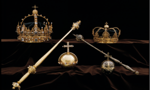 Swedish Royal Family Crown Jewels Stolen in a Daring Heist