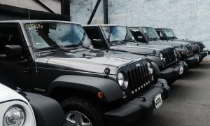 Jeep Boss Had Sales Humming Before Replacing CEO Marchionne