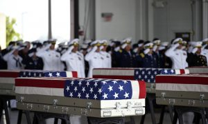 Trump Thanks Kim for Repatriating Remains of Fallen US Soldiers