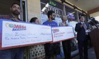 Spontaneous Office Pool Wins $543 Million Lottery Jackpot