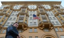 Russia Says It Will Expel 10 US Diplomats in Response to Sanctions