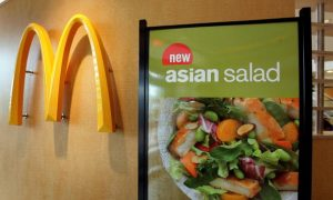 395 People in 15 States Infected in McDonald's Salad Outbreak
