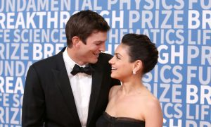 Mila Kunis and Ashton Kutcher 'Almost Died' Honeymooning Because of Apple Maps
