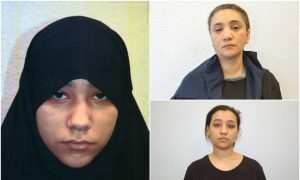Youngest Member of Female Terrorist Cell Jailed in Britain