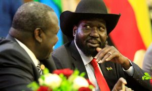South Sudan Government and Rebels Reach Peace Deal
