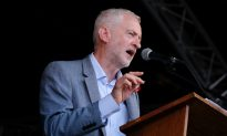 UK Opposition Leader Corbyn Faces Pressure Over Anti-Semitism Accusations as Lawmaker Quits