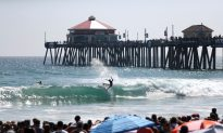 US Open of Surfing Returns to Huntington Beach
