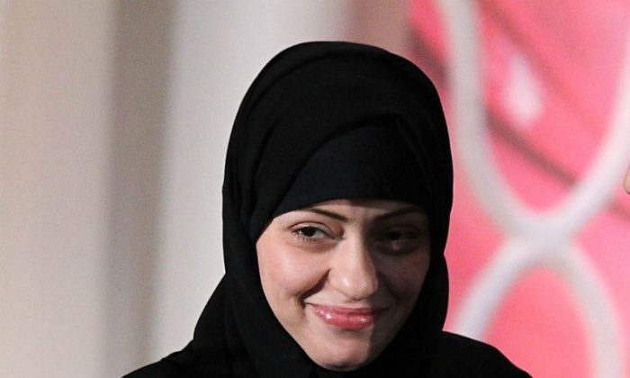 The Canadian government called for the immediate release of several jailed civil society and women's rights activists last week, including Samar Badawi (pictured), sister of blogger Rafi Badawi, who was arrested on July 30, 2018, in Saudi Arabia. (Alex Wong/Getty Images)