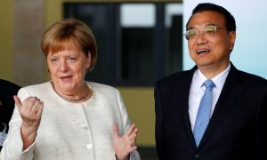 Germany's Ties With the CCP