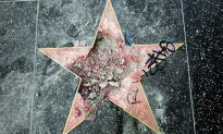 Man Charged After Destroying Trump's Hollywood Walk of Fame Star With a Pickaxe