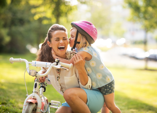 Having fun can lead to inspiration, family closeness, and, obviously, greater happiness. (Shutterstock)