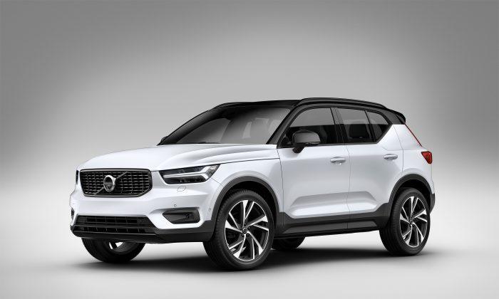 2019 Volvo XC40 R Design. (Courtesy of Volvo)