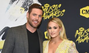 Carrie Underwood and Husband Mike Fisher Expecting Their Second Baby