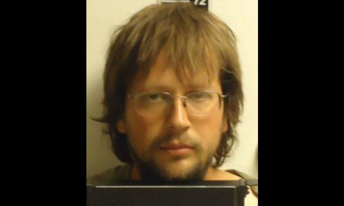 John Coltharp. (Sanpete County Jail)