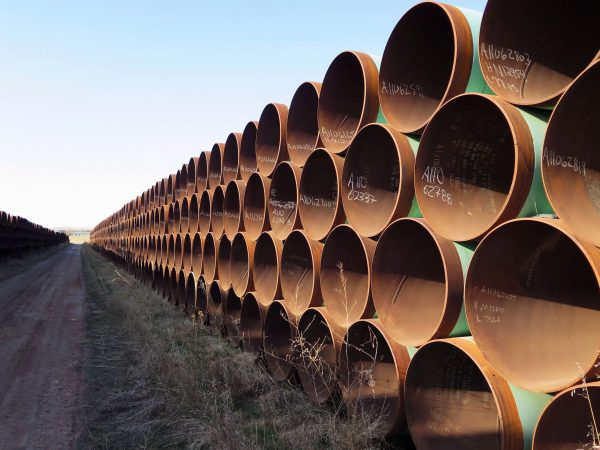 Pipes-destined-for-the-Keystone-XL-pipeline-600x450 Alberta Premier Calls Keystone Cancellation 'Disrespect' to Canada, Urges Biden to Reconsider Business Politics World [your]NEWS