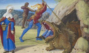 """Medieval Monsters: Terrors, Aliens, and Wonders"" Oh My!"