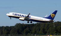 Ryanair to Cut Italy Flights by 25 percent Due to Coronavirus