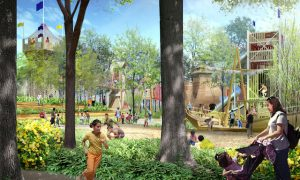 Gathering Place Is Tulsa's New, World-Class Riverfront Park