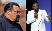 Los Angeles Prosecutors Review Sex Assault Cases Against Actors Seagal, Anderson