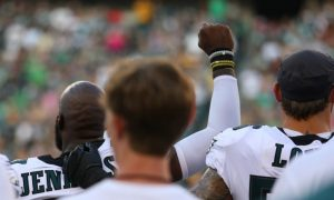 NFL Players Kneel During National Anthem at First Preseason Games