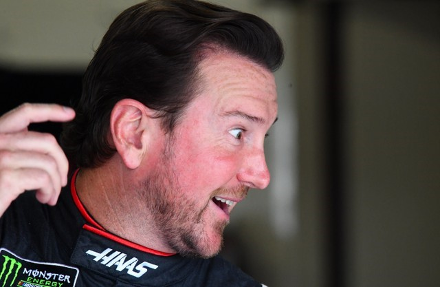 NASCAR Cup Series driver Kurt Busch during practice for the Consumers Energy 400 at Michigan International Speedway.  (Mike DiNovo/USA Today Sports)