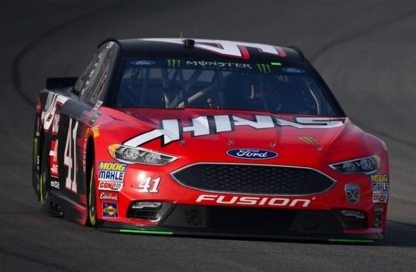 NASCAR Cup Series driver Kurt Busch during practice.