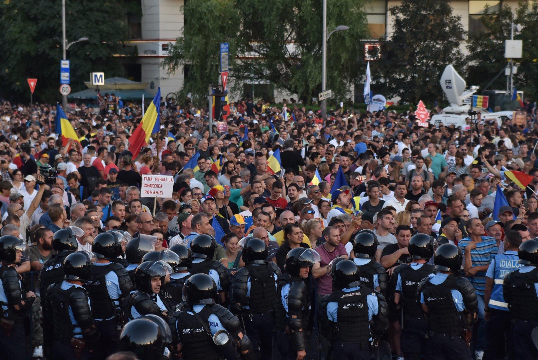 Diaspora rally in Victoria Square.