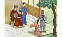 The Bow Maker's Wife Used Her Wit to Plead With the King