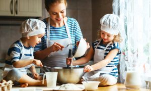 How to Bake With Your Kids