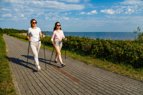 Slimply walking more can have a powerful effect on the brain.