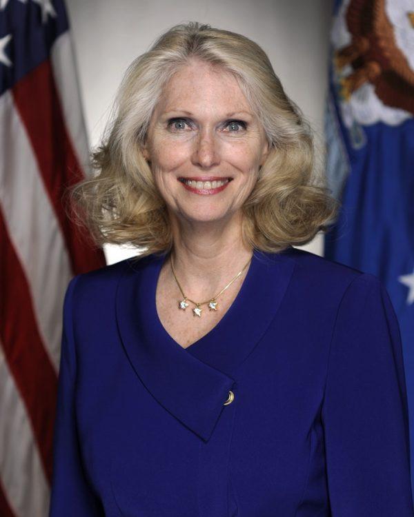 Barbara Westgate, director of Washington Headquarters Services