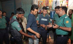 Inside the Bangladesh Prime Minister's War on Drugs