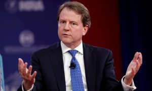 Appeals Court Hears Arguments in Trump's Bid to Block McGahn Testimony