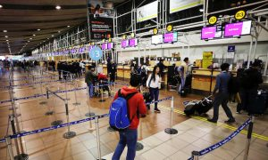 2 Arrested in Chile Over Bomb Threats That Caused Flight Chaos
