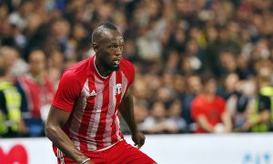 Bolt Agrees to Practice Deal With Australian Soccer Club