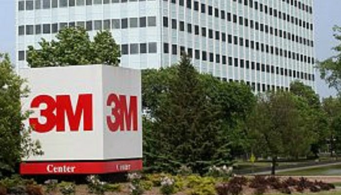 3M headquarters building in St. Paul, Minn. (Karen Bleier/AFP/Getty Images)
