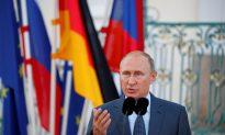 Britain Presses for More EU Sanctions Against Russia