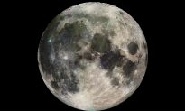 Ice Found on Moon's Surface: Study Confirms