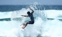 No California Dreaming! Surfing Named as Official State Sport