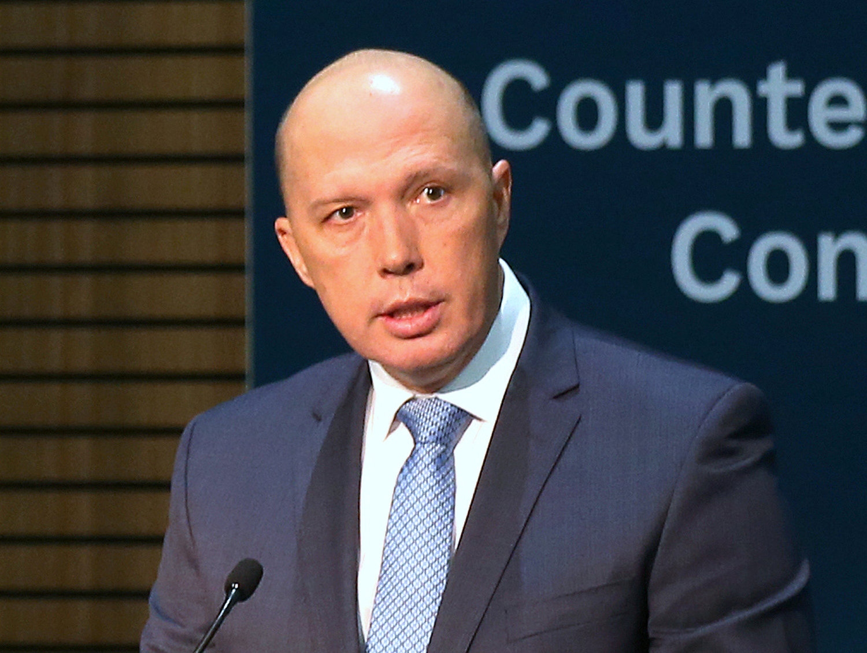 Australia's Home Affairs Minister Blocks 'Violent Father' on Nauru From Entering Australia
