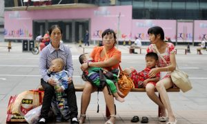 Faced With Population Crisis, China Proposes New Measures to Push Families Into Having More Children