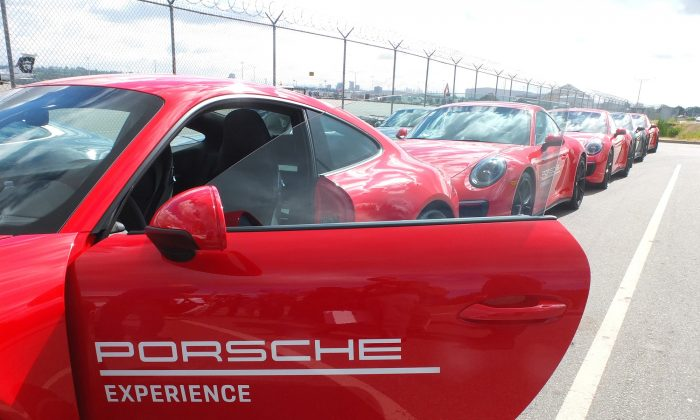 Porsche Travel Experience event in BC. (By Benjamin Yong)